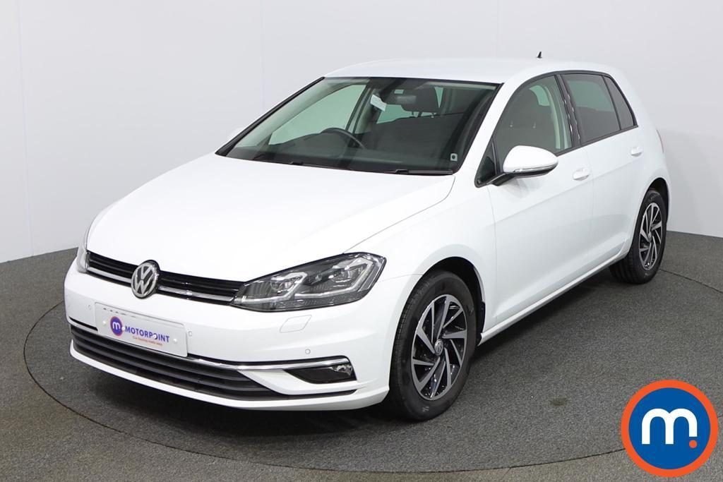 Volkswagen Golf Match Edition - Stock Number 1149890 Passenger side front corner