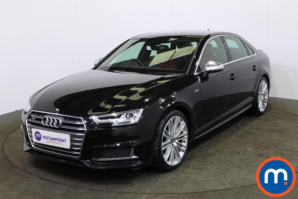 Audi A4 S4 Quattro 4dr Tip Tronic - Stock Number 1149891 Passenger side front corner