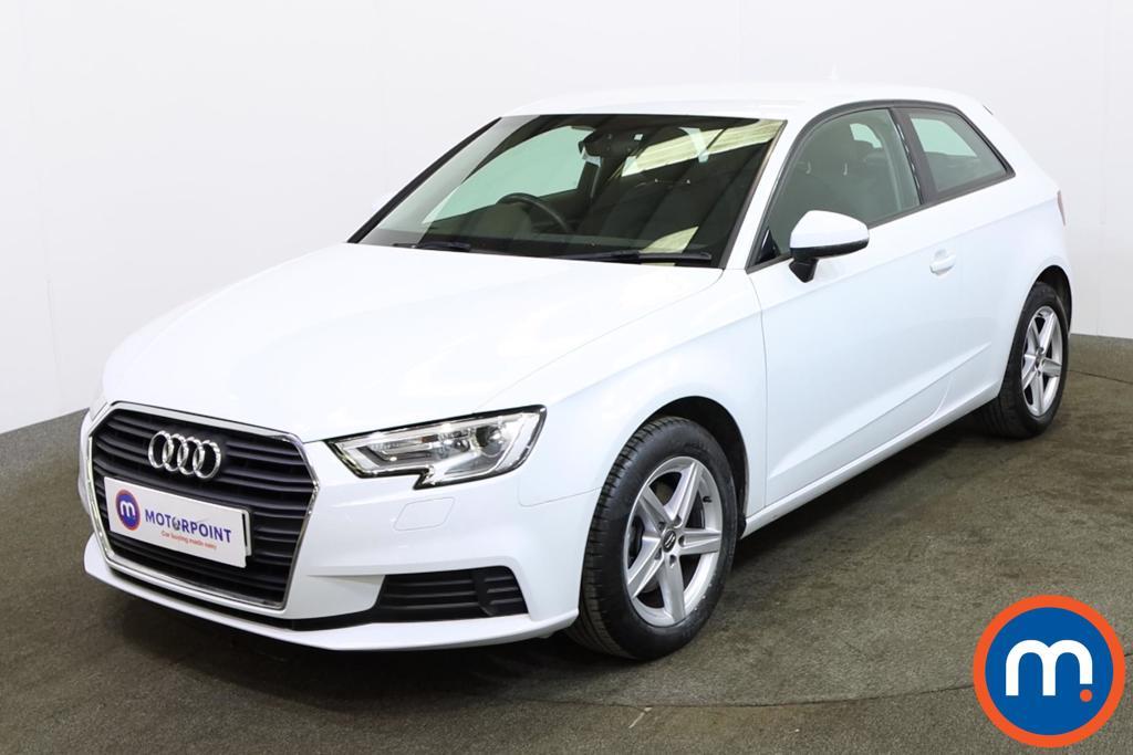 Audi A3 SE - Stock Number 1150118 Passenger side front corner