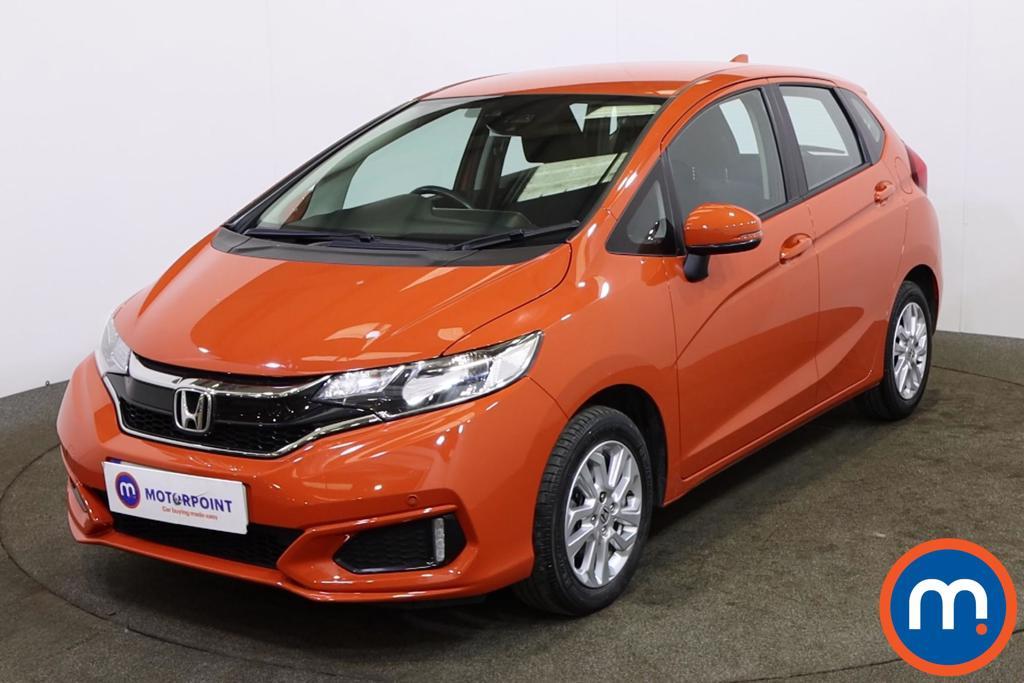 Honda Jazz 1.3 i-VTEC SE 5dr - Stock Number 1151263 Passenger side front corner
