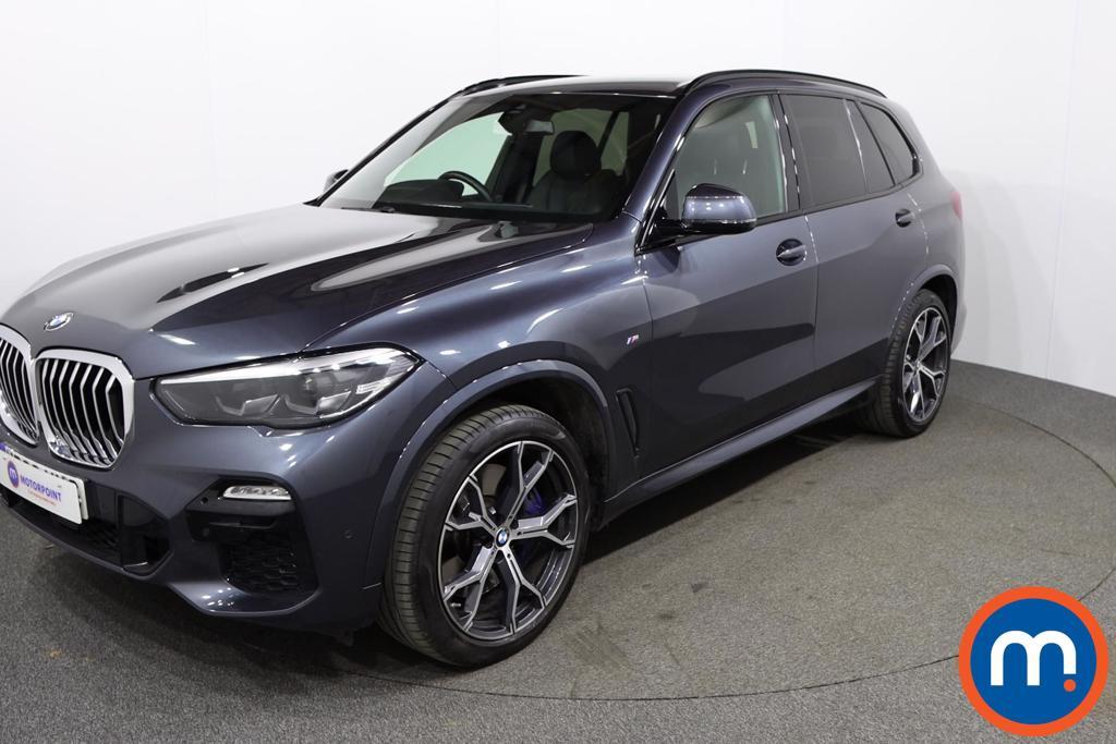 BMW X5 M Sport - Stock Number 1151277 Passenger side front corner