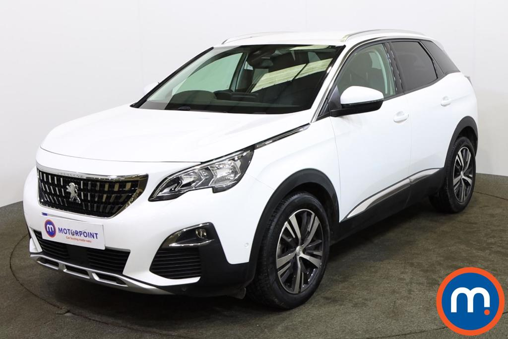 Peugeot 3008 1.5 BlueHDi Allure 5dr - Stock Number 1141568 Passenger side front corner