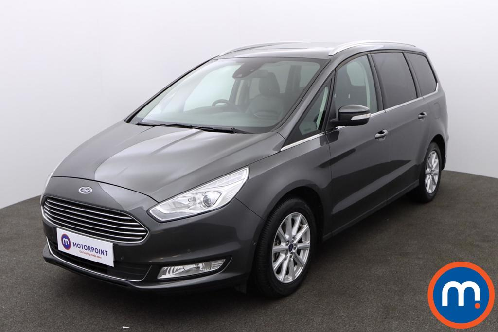 Ford Galaxy 2.0 EcoBlue 150 Titanium X 5dr - Stock Number 1148087 Passenger side front corner
