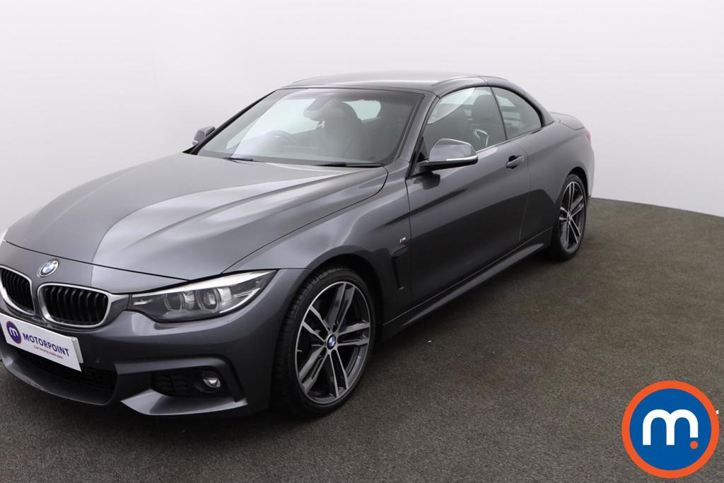 BMW 4 Series M Sport - Stock Number 1149019 Passenger side front corner