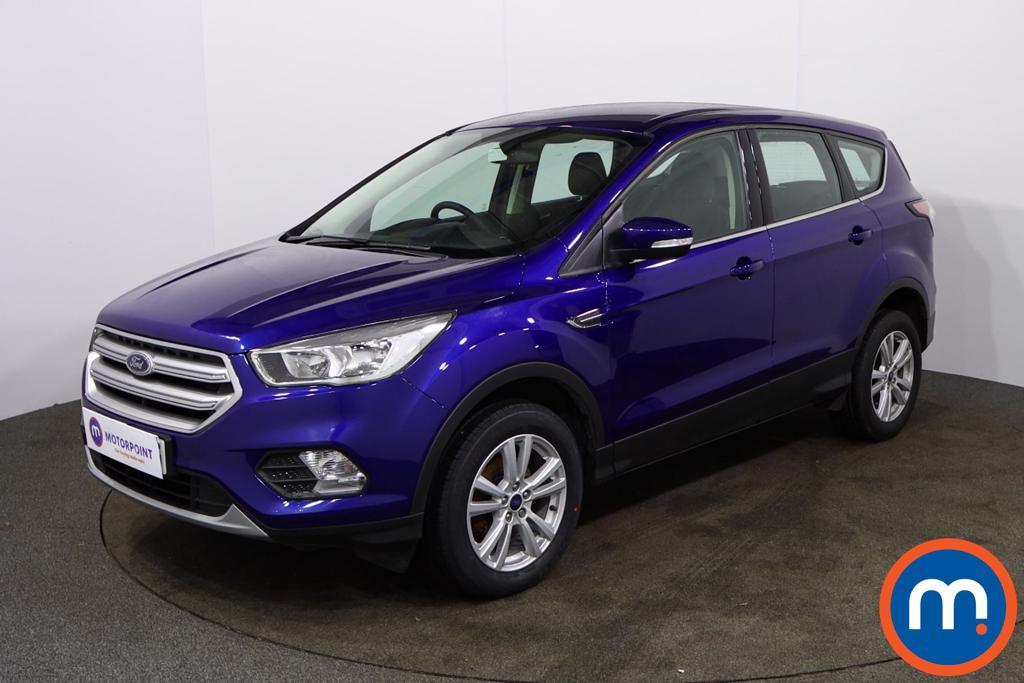 Ford Kuga Zetec - Stock Number 1149142 Passenger side front corner