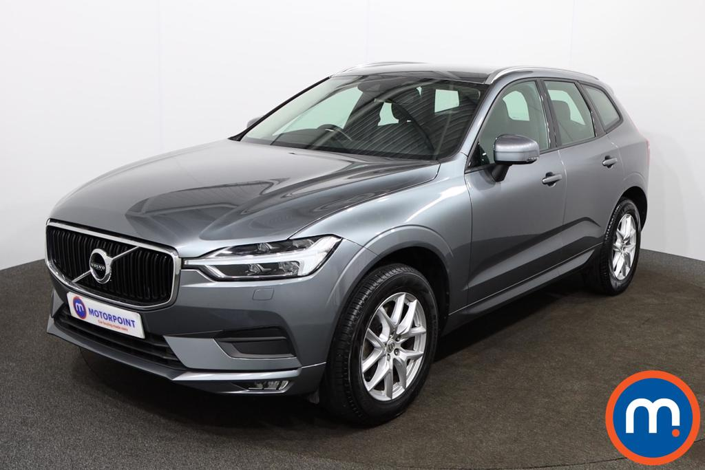 Volvo Xc60 2.0 D4 Momentum Pro 5dr AWD Geartronic - Stock Number 1149492 Passenger side front corner