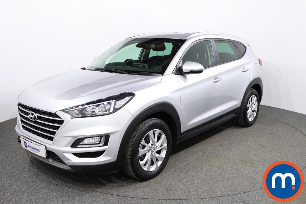 Hyundai Tucson SE Nav - Stock Number 1149854 Passenger side front corner