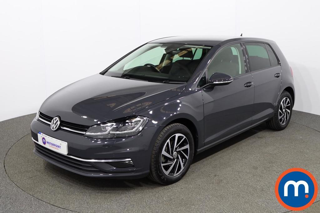 Volkswagen Golf Match Edition - Stock Number 1149885 Passenger side front corner