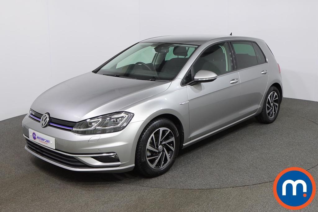 Volkswagen Golf Match Edition - Stock Number 1149887 Passenger side front corner