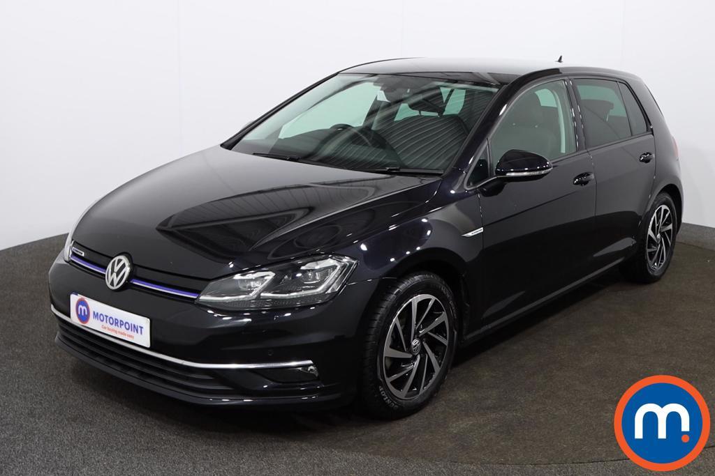 Volkswagen Golf 1.5 TSI EVO Match Edition 5dr - Stock Number 1150237 Passenger side front corner