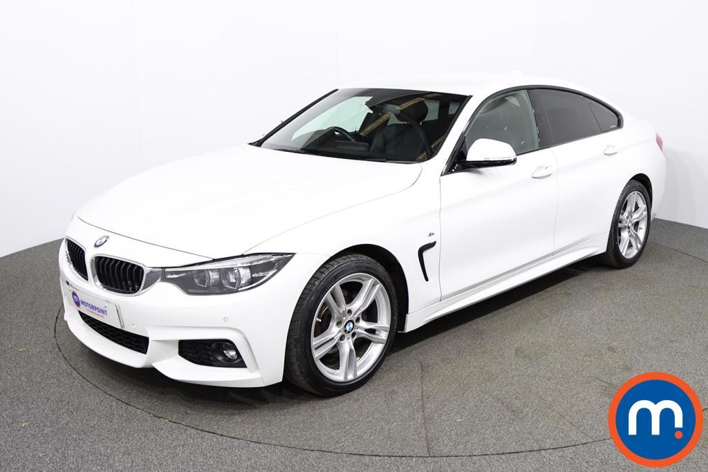 BMW 4 Series M Sport - Stock Number 1151810 Passenger side front corner