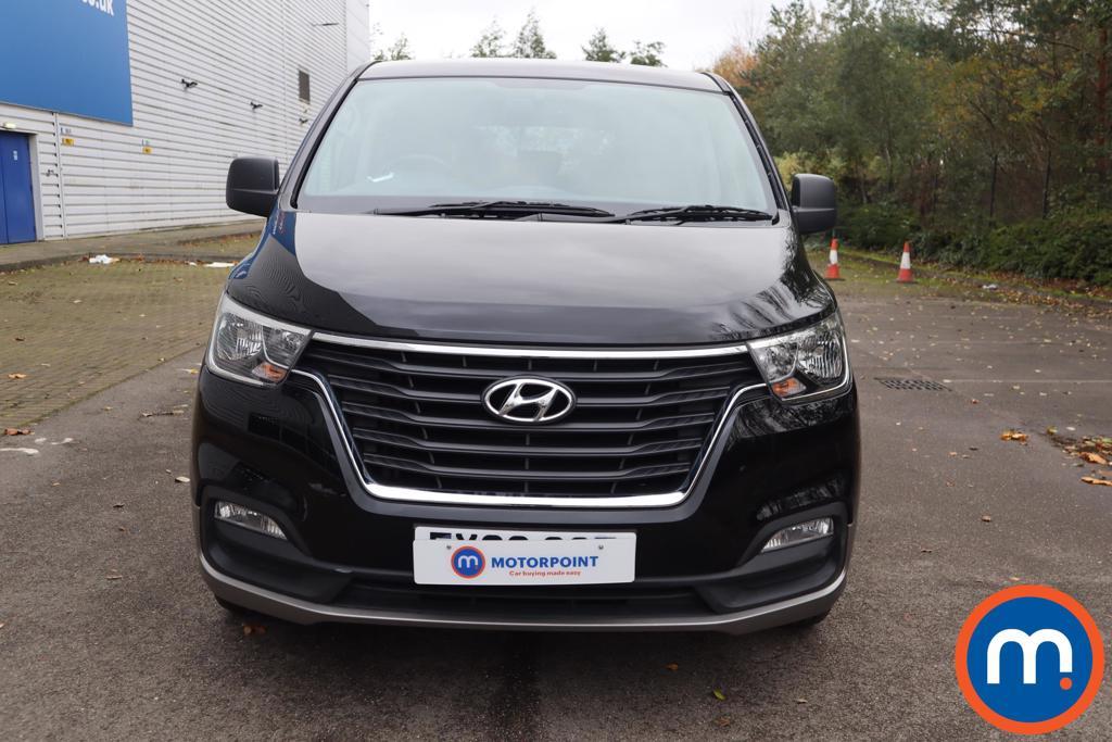 Hyundai I800 2.5 CRDi SE Nav 5dr - Stock Number 1142573 Passenger side front corner