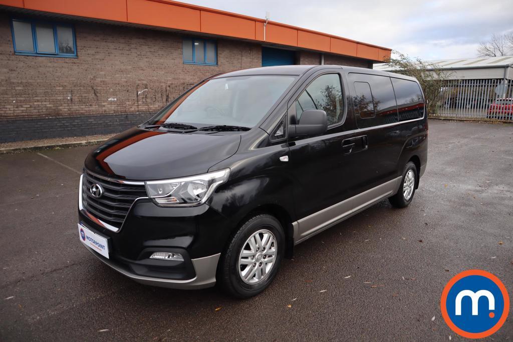 Hyundai I800 2.5 CRDi SE Nav 5dr - Stock Number 1142927 Passenger side front corner