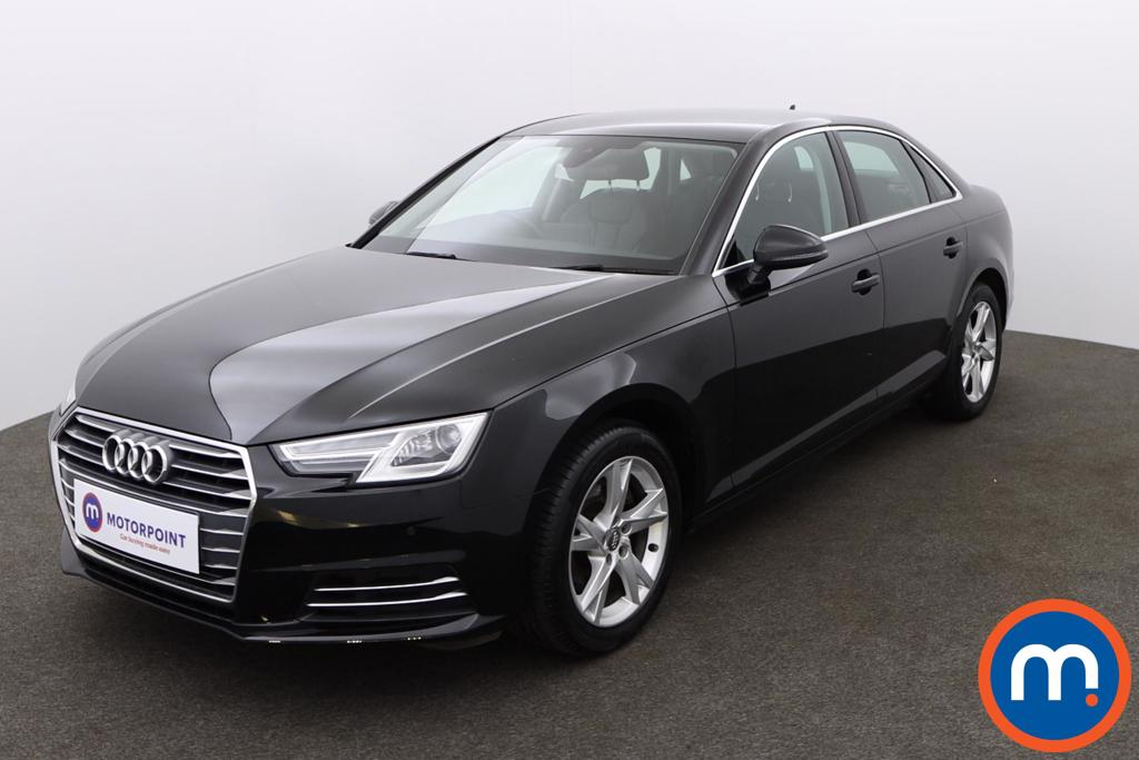 Audi A4 1.4T FSI Sport 4dr S Tronic [Leather] - Stock Number 1143557 Passenger side front corner