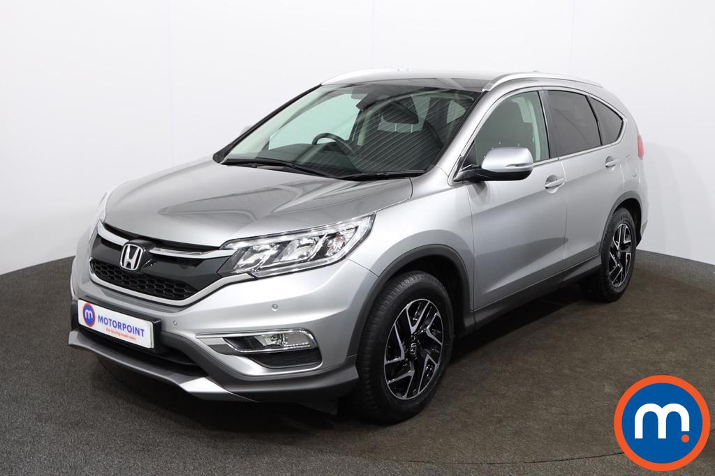 Honda Cr-V 2.0 i-VTEC SE Plus 5dr 2WD - Stock Number 1146047 Passenger side front corner