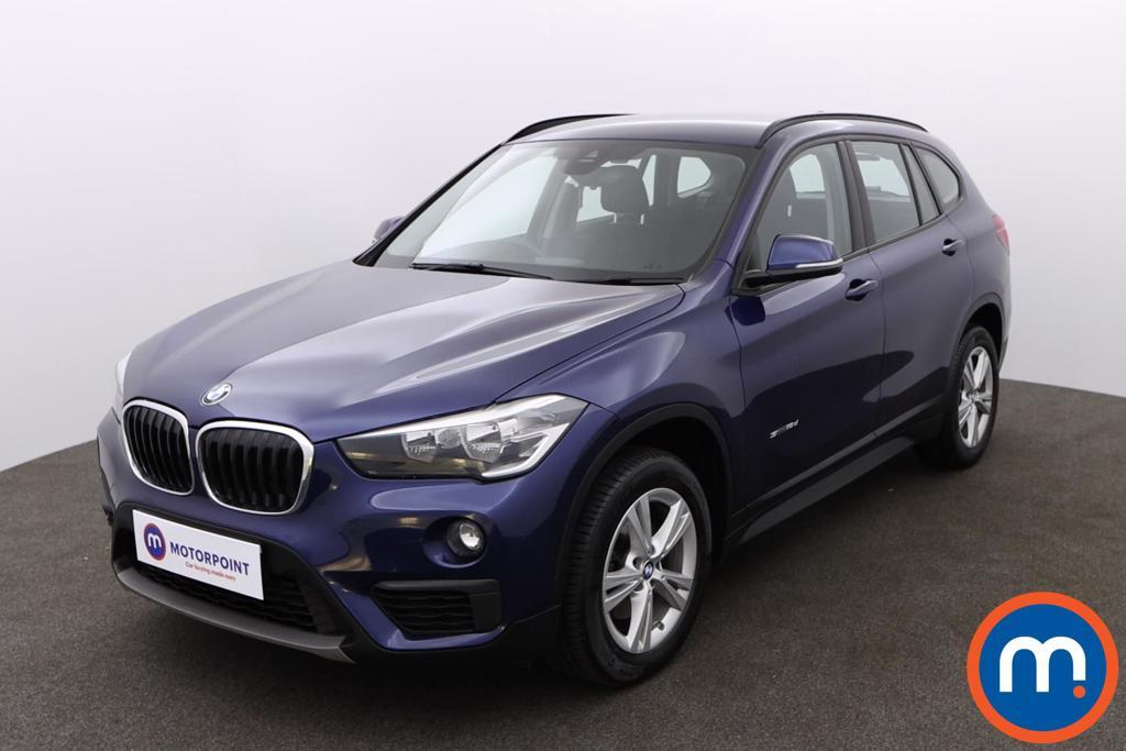 BMW X1 SE - Stock Number 1147206 Passenger side front corner