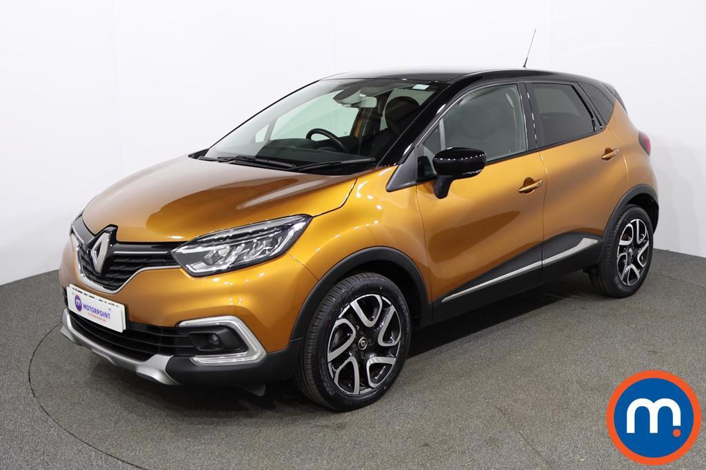 Renault Captur 1.5 dCi 110 Dynamique S Nav 5dr - Stock Number 1149828 Passenger side front corner