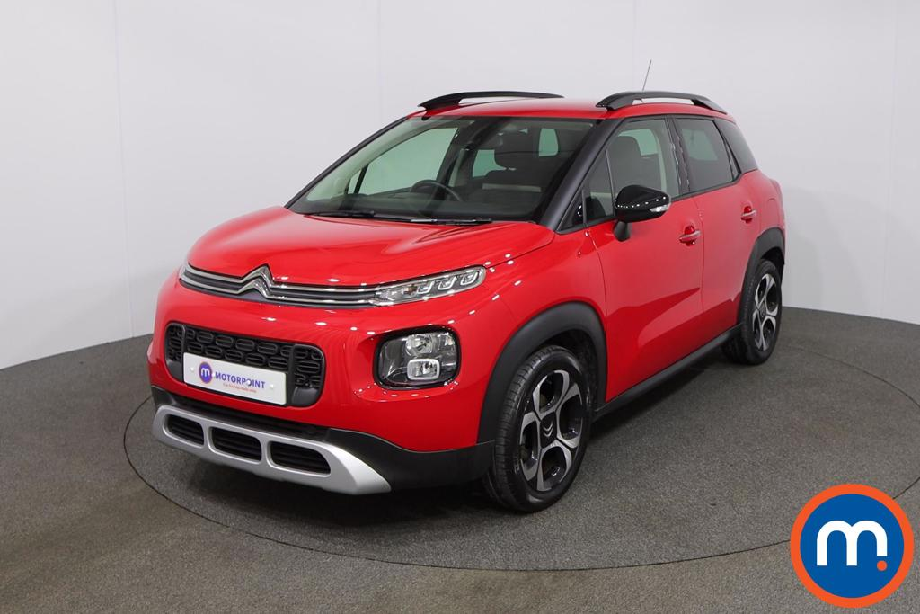 Citroen C3 Aircross Flair - Stock Number 1150218 Passenger side front corner