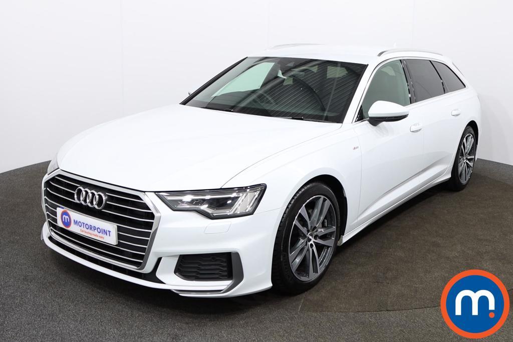 Audi A6 S Line - Stock Number 1150934 Passenger side front corner