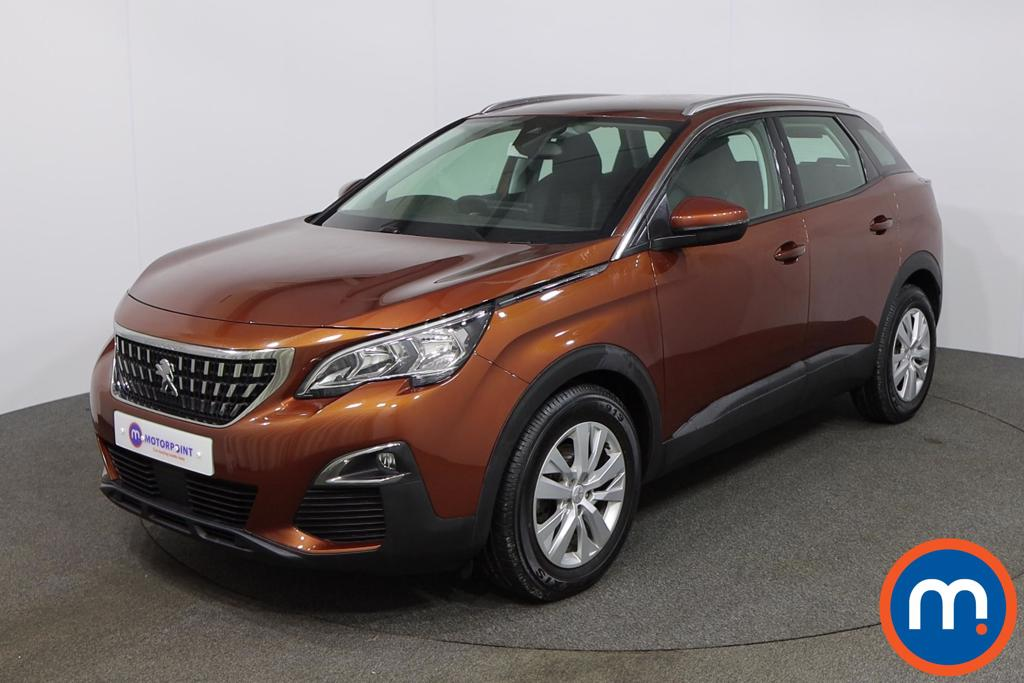 Peugeot 3008 1.5 BlueHDi Active 5dr - Stock Number 1150938 Passenger side front corner