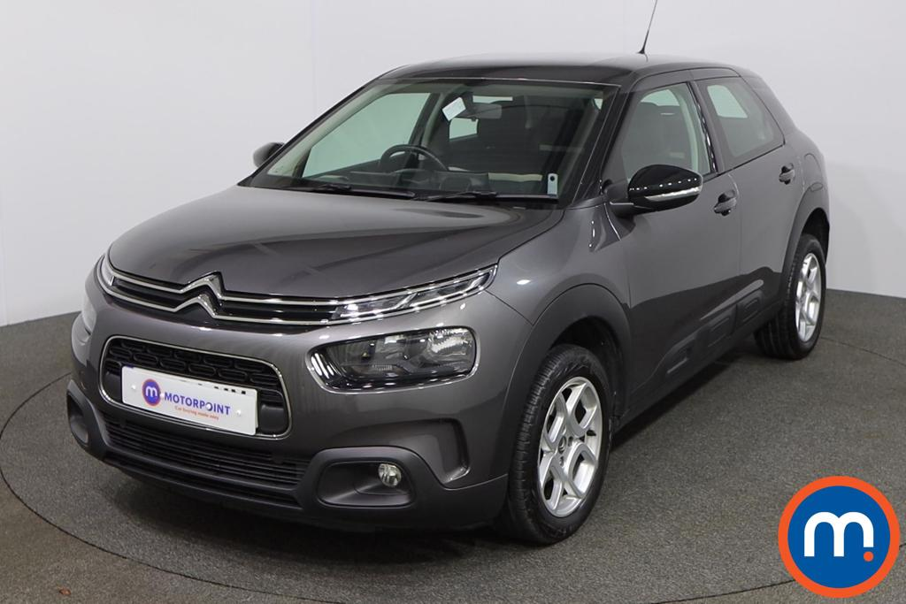 Citroen C4 Cactus Feel - Stock Number 1151505 Passenger side front corner