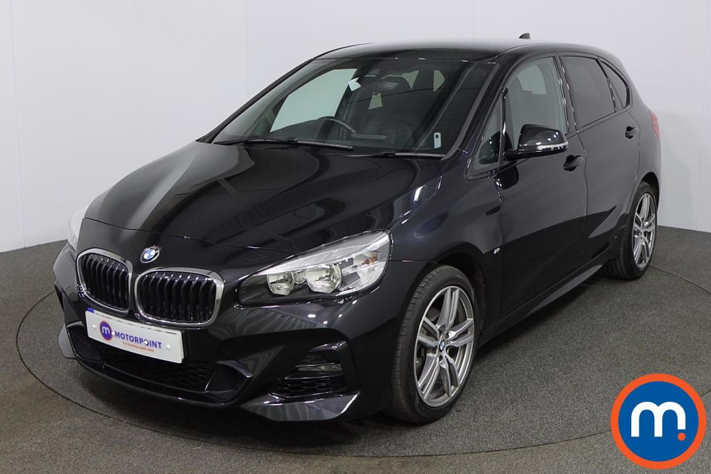 BMW 2 Series 218i M Sport 5dr - Stock Number 1151767 Passenger side front corner