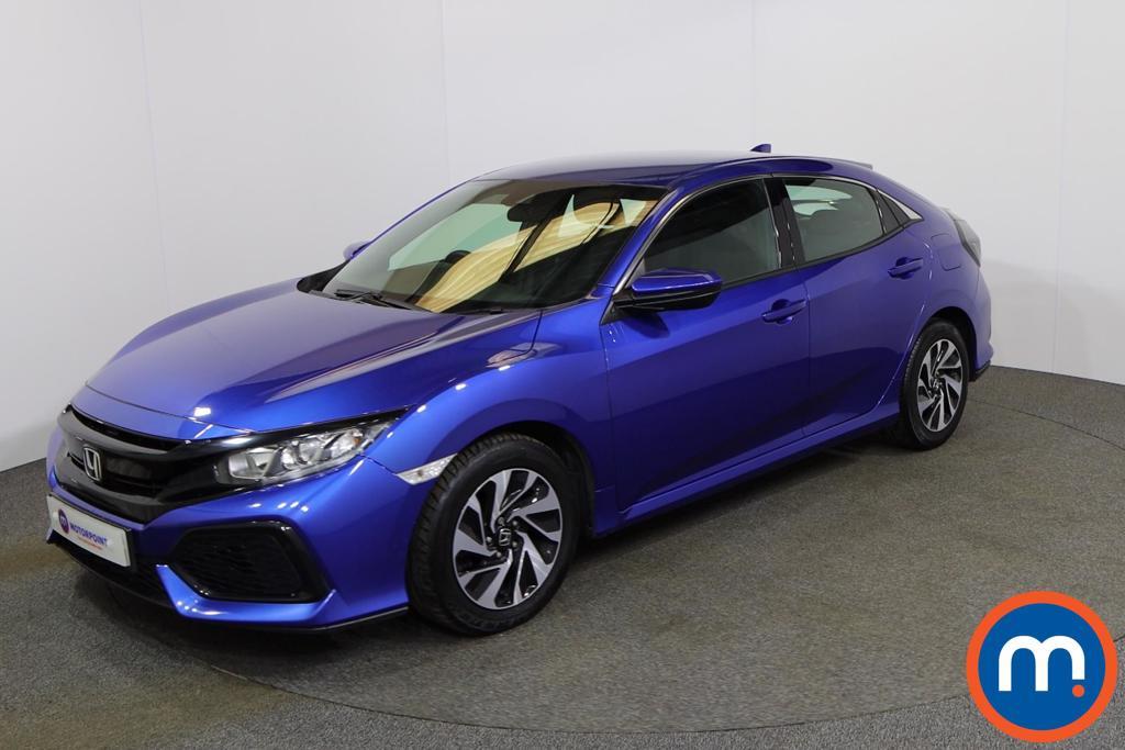 Honda Civic 1.6 i-DTEC SE 5dr - Stock Number 1142387 Passenger side front corner