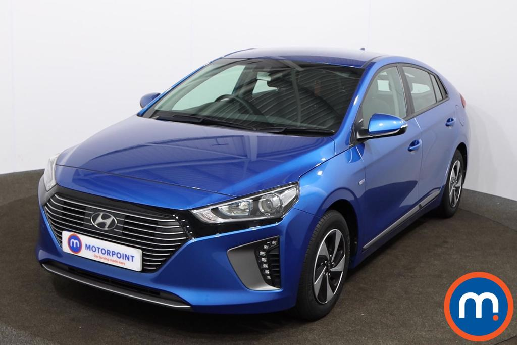 Hyundai Ioniq 1.6 GDi Hybrid SE 5dr DCT - Stock Number 1143914 Passenger side front corner