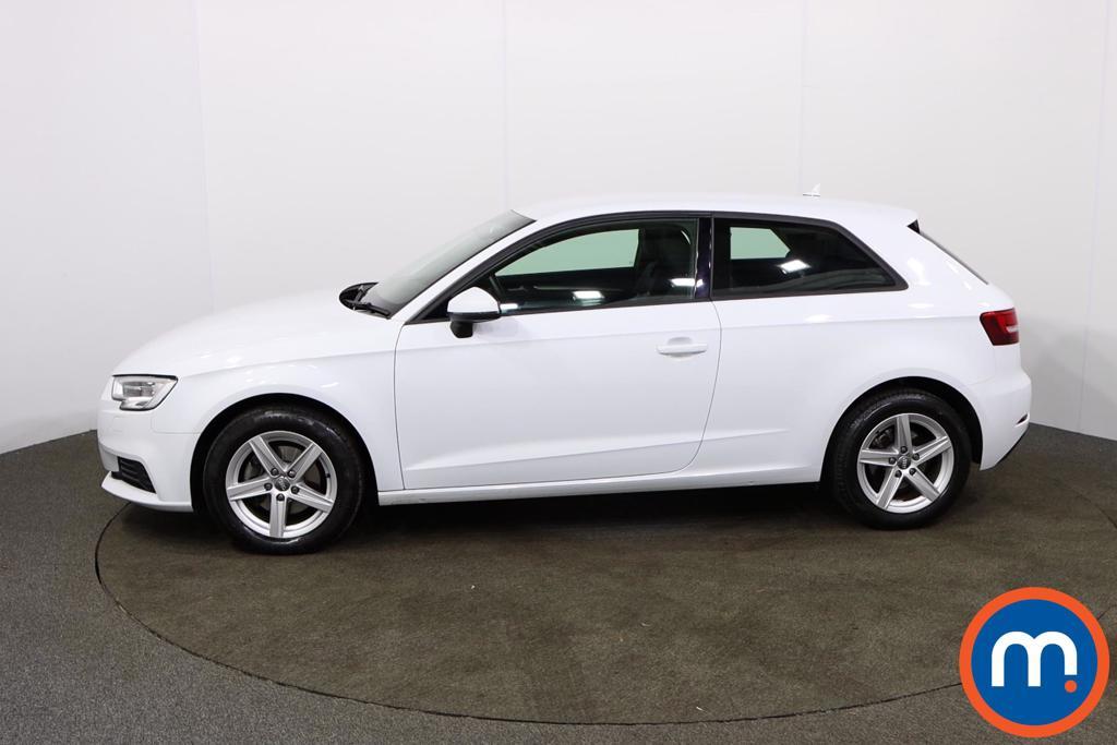 Audi A3 1.0 TFSI SE 3dr - Stock Number 1145974 Passenger side front corner