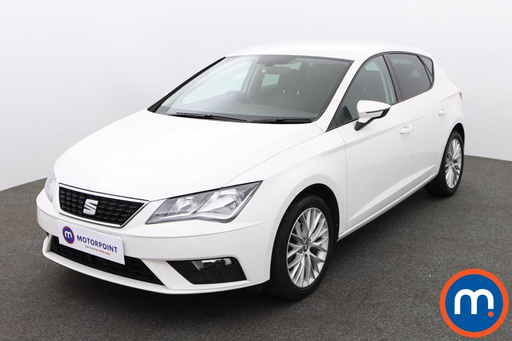 Seat Leon SE Dynamic Technology - Stock Number 1146505 Passenger side front corner