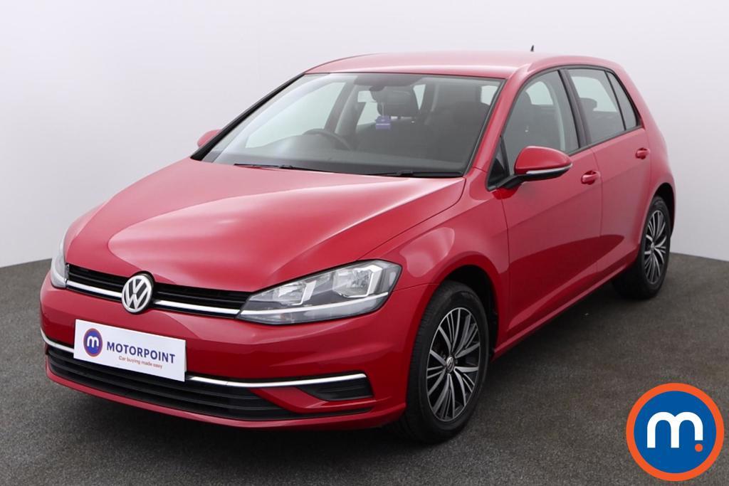 Volkswagen Golf 1.4 TSI SE [Nav] 5dr DSG - Stock Number 1147784 Passenger side front corner
