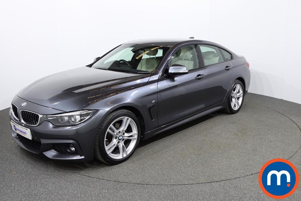 BMW 4 Series M Sport - Stock Number 1148193 Passenger side front corner