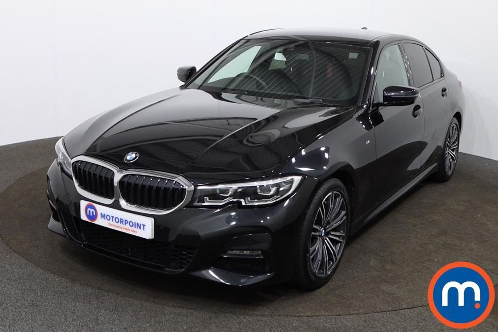 BMW 3 Series 320i M Sport 4dr Step Auto - Stock Number 1148809 Passenger side front corner