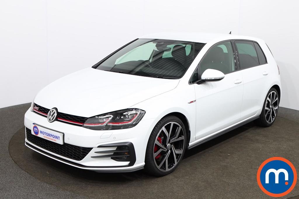Volkswagen Golf 2.0 TSI 245 GTI Performance 5dr DSG - Stock Number 1149888 Passenger side front corner