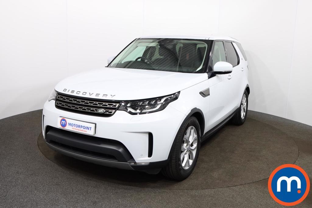 Land Rover Discovery SE - Stock Number 1149966 Passenger side front corner