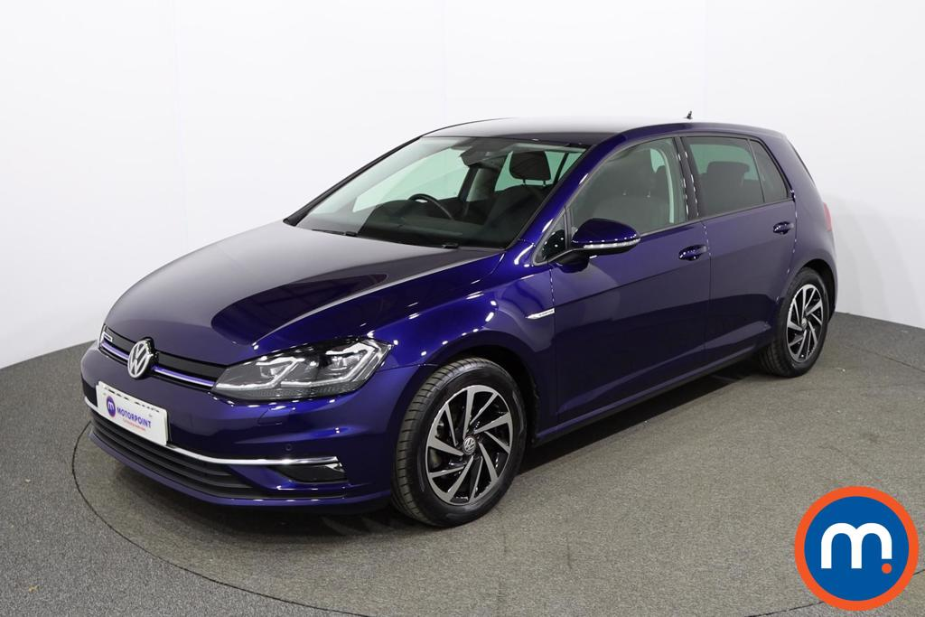 Volkswagen Golf Match Edition - Stock Number 1150104 Passenger side front corner