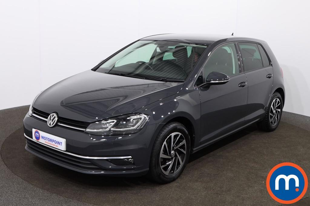 Volkswagen Golf Match Edition - Stock Number 1150105 Passenger side front corner