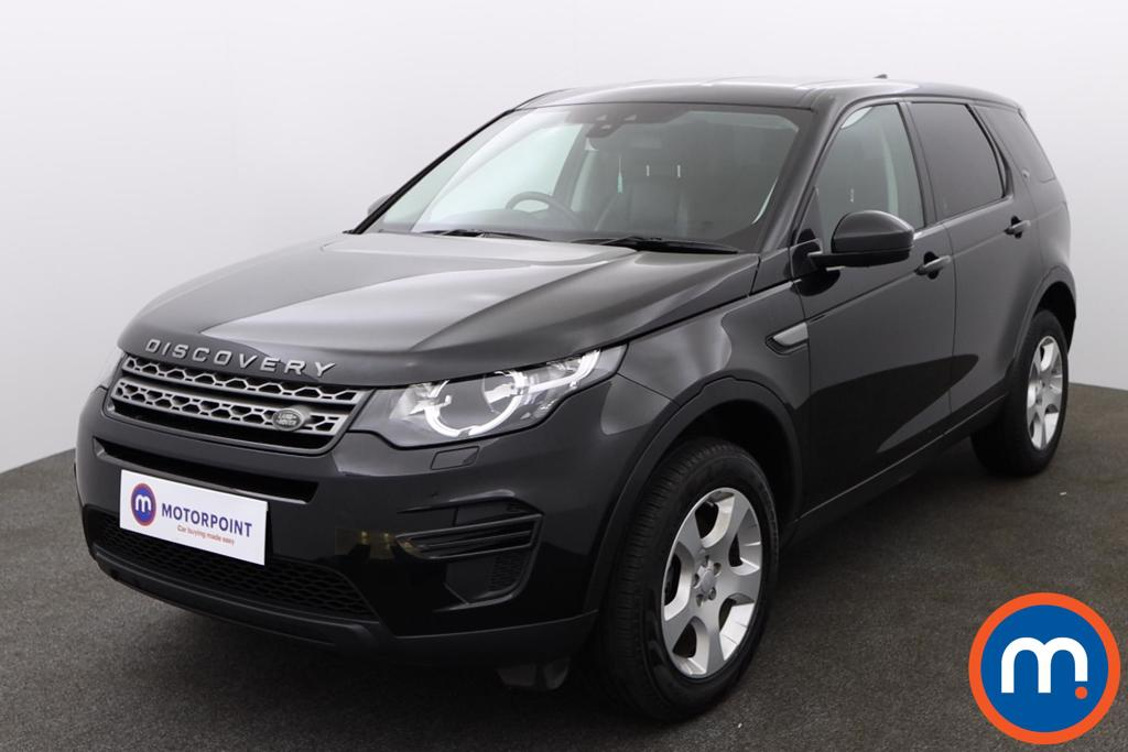 Land Rover Discovery Sport Pure - Stock Number 1151021 Passenger side front corner