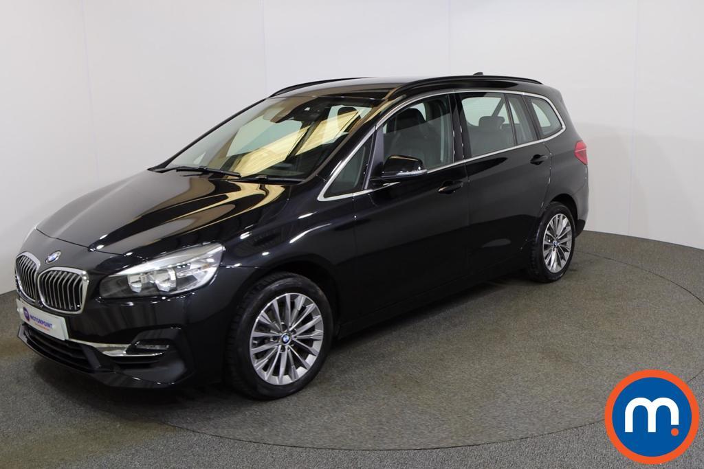 BMW 2 Series Luxury - Stock Number 1151087 Passenger side front corner