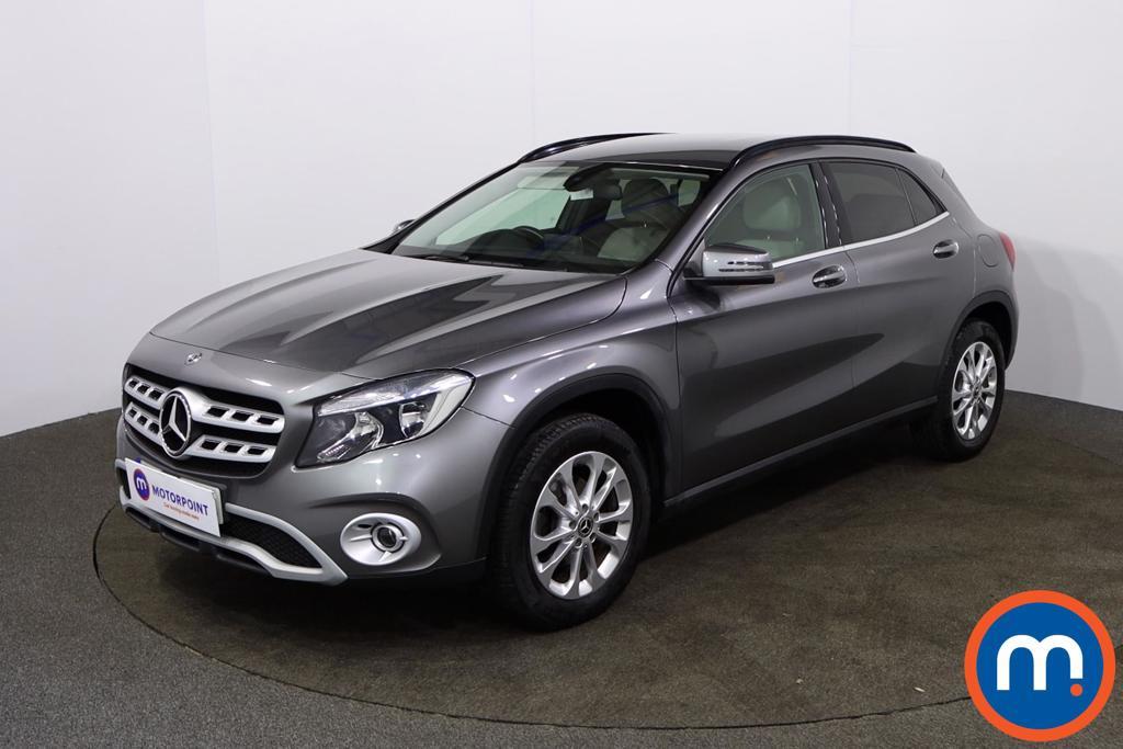 Mercedes-Benz GLA SE - Stock Number 1151251 Passenger side front corner