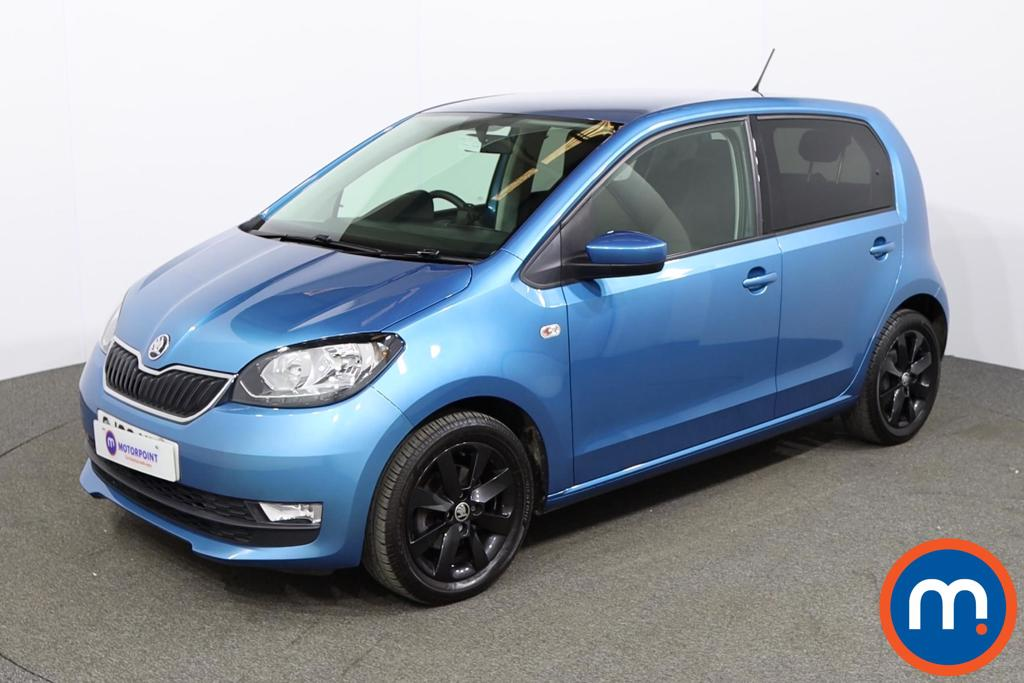 Skoda Citigo 1.0 MPI GreenTech Colour Edition 5dr - Stock Number 1151824 Passenger side front corner