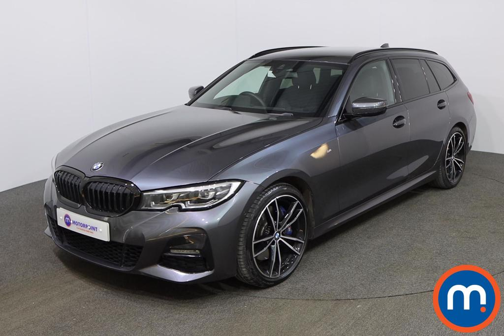 BMW 3 Series 320i M Sport 5dr Step Auto [Plus Pack] - Stock Number 1152095 Passenger side front corner