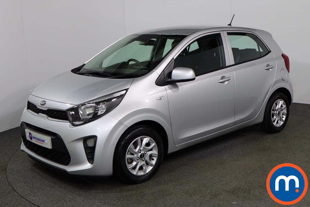 KIA Picanto 1.25 2 5dr - Stock Number 1152188 Passenger side front corner