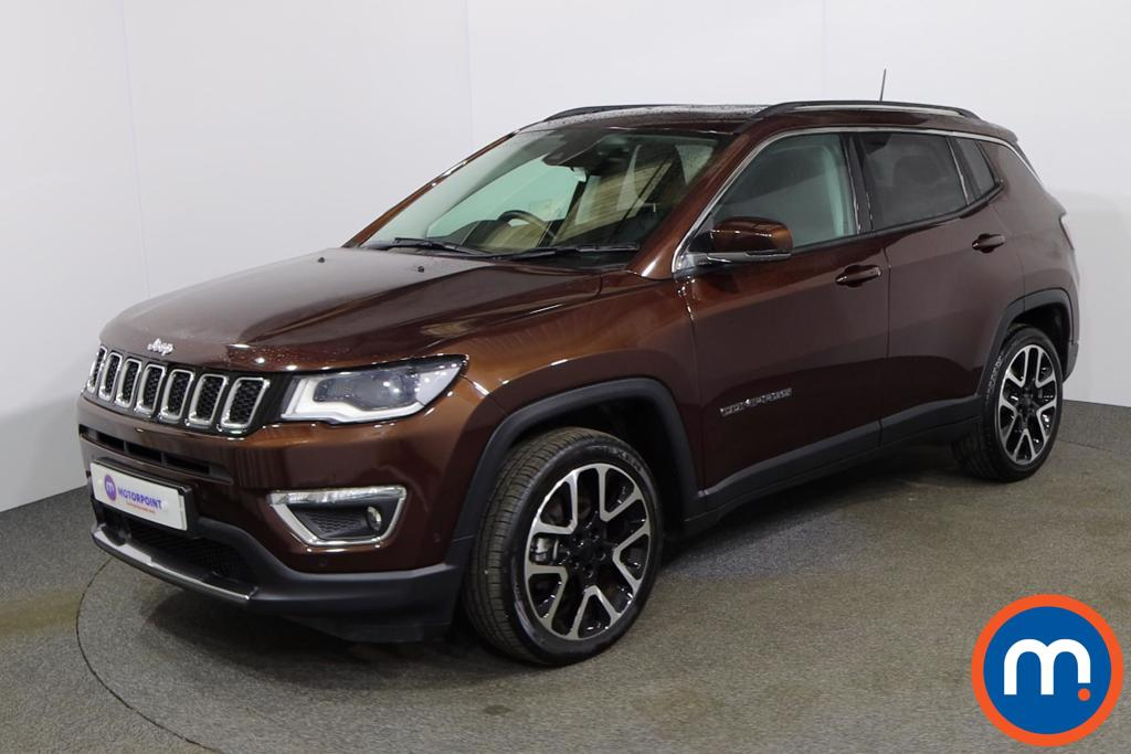 Jeep Compass Limited - Stock Number 1136173 Passenger side front corner