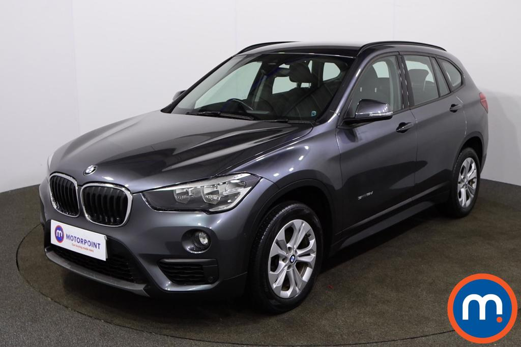 BMW X1 SE - Stock Number 1141414 Passenger side front corner