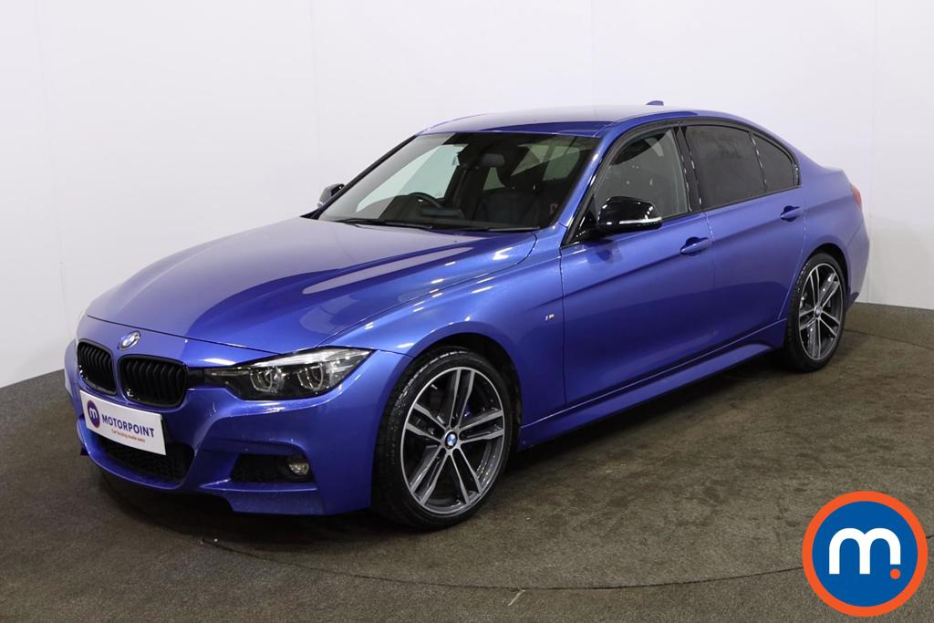 BMW 3 Series 320d M Sport Shadow Edition 4dr Step Auto - Stock Number 1142065 Passenger side front corner