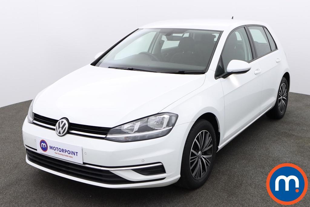 Volkswagen Golf SE - Stock Number 1144167 Passenger side front corner