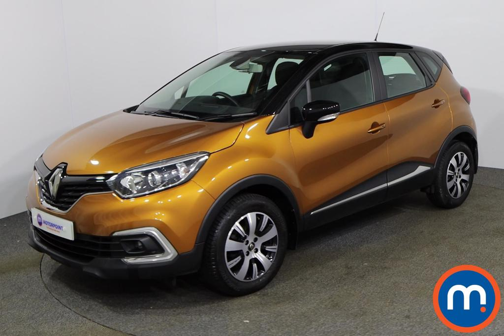 Renault Captur Play - Stock Number 1149174 Passenger side front corner