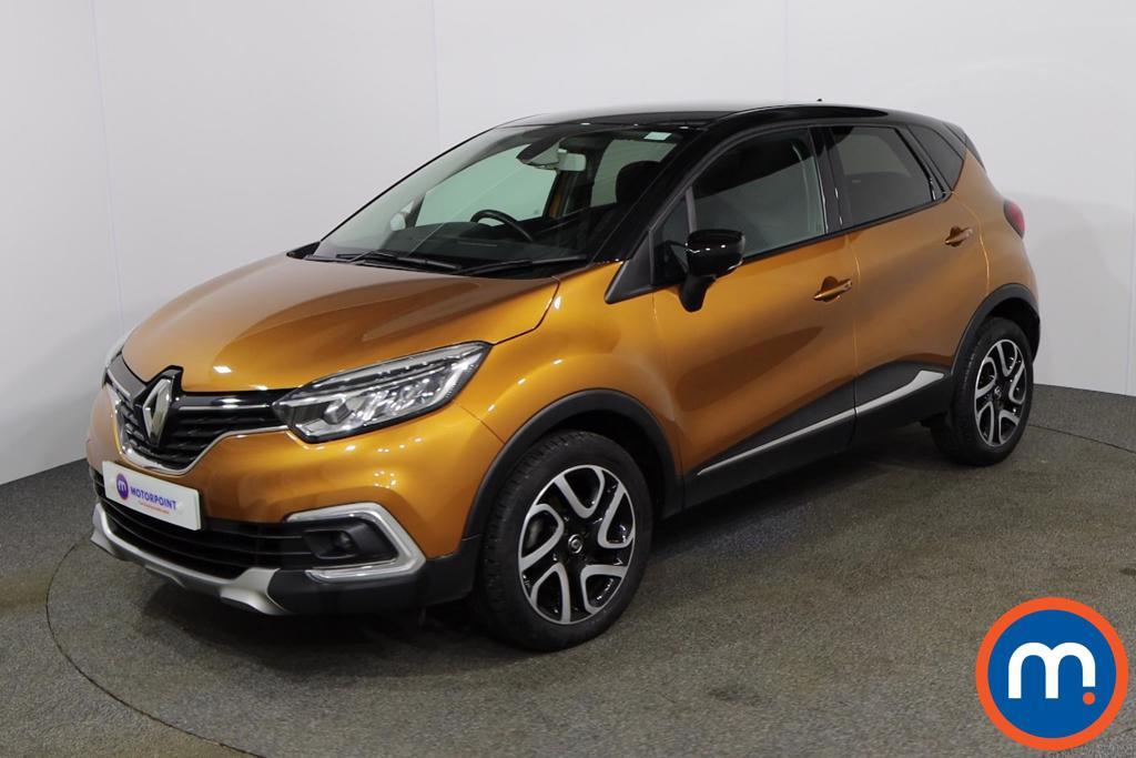 Renault Captur 1.5 dCi 110 Dynamique S Nav 5dr - Stock Number 1151008 Passenger side front corner