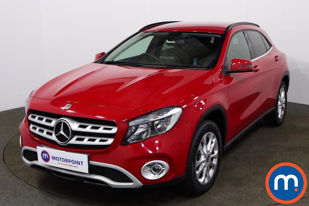 Mercedes-Benz GLA GLA 200d SE 5dr Auto - Stock Number 1151347 Passenger side front corner